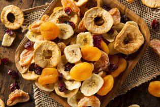 پرفروش ترین میوه خشک