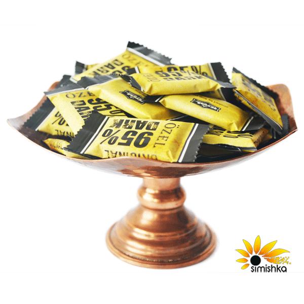 شکلات تلخ 95% اوزل