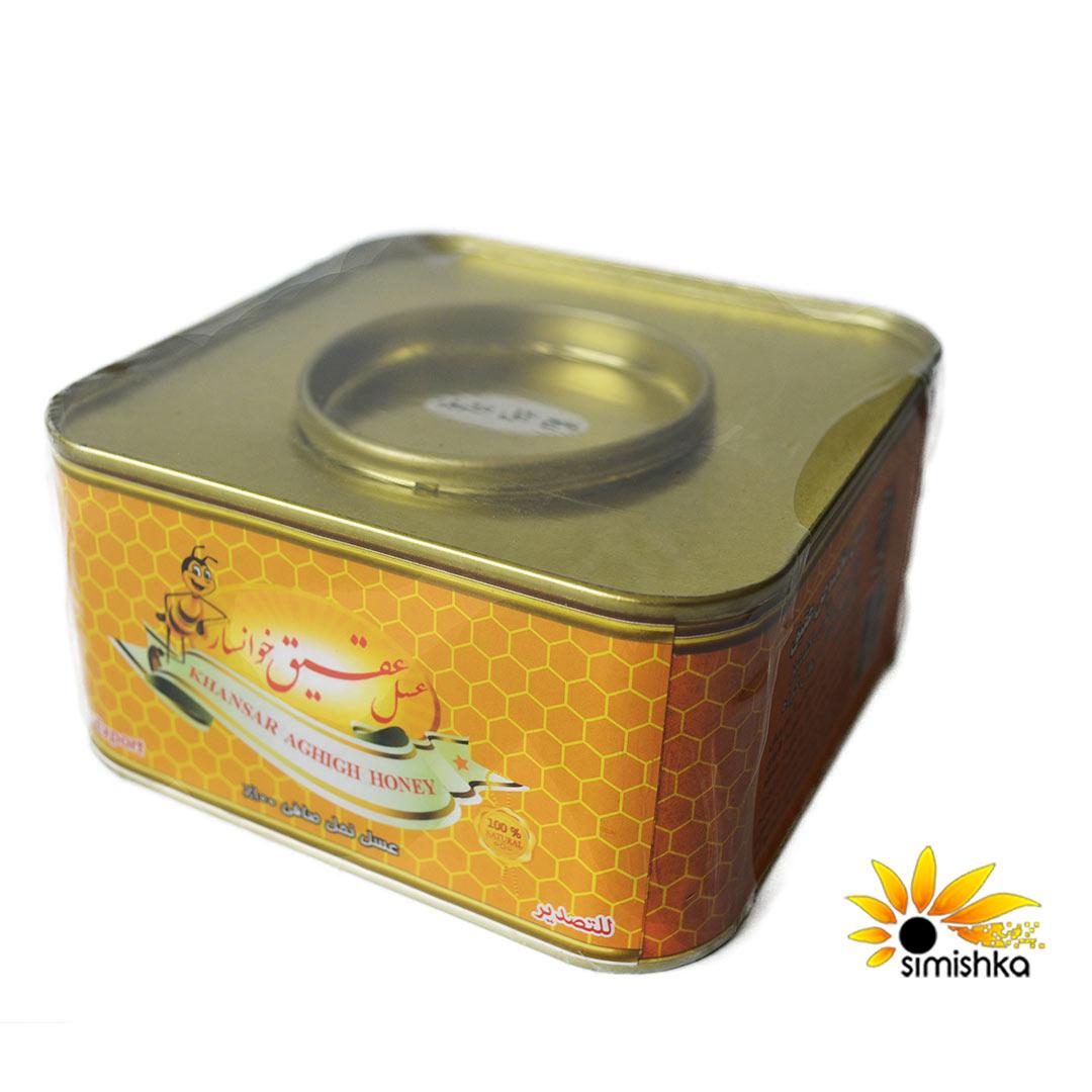 عسل عقیق خوانسار5 گل صادراتی