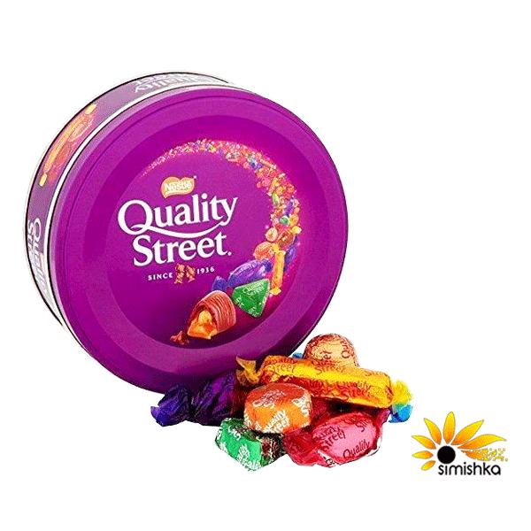 شکلات پذیرایی مخلوط کوالیتی استریت