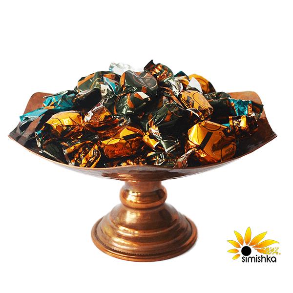 شکلات تافی برنوتی