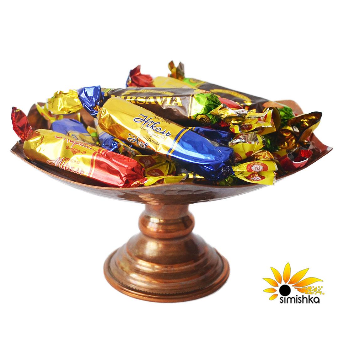 شکلات بدون قند