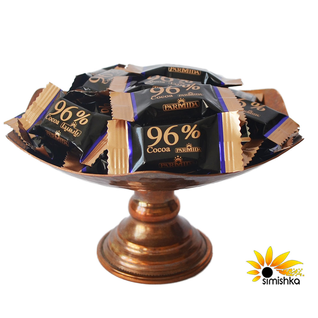 شکلات تلخ 96 درصد پارمیدا